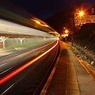 Blaenau Ffestiniog railway station by Rory Trappe