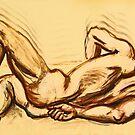 Male anatomy by EvaBridget
