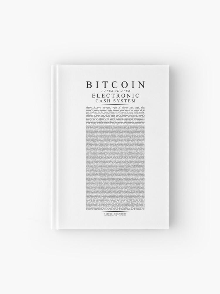 hârtie albă bitcoin satoshi nakamoto