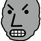 Angry NPC by lewisliberman