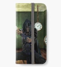 Save Time iPhone Wallet/Case/Skin