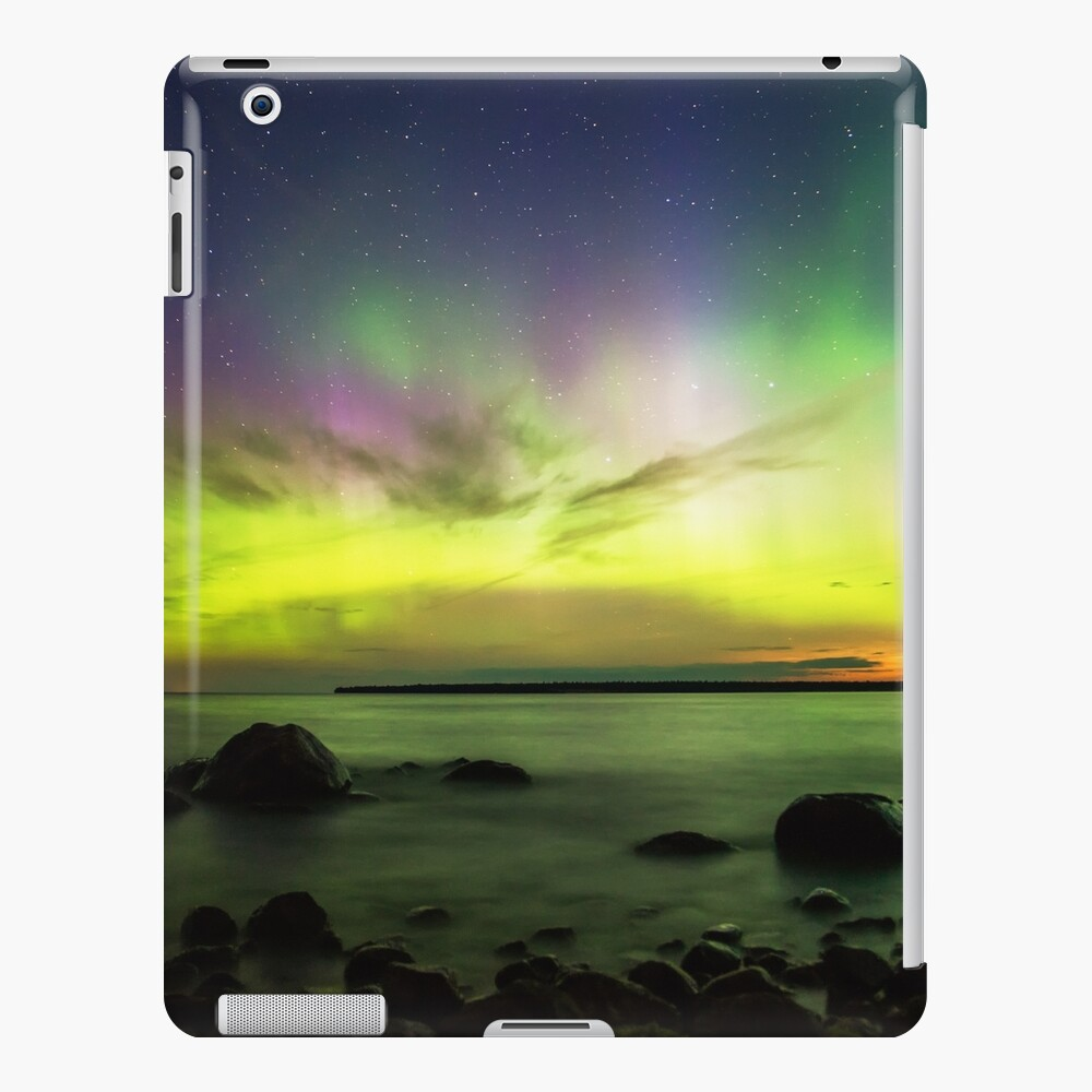 Lights 2 iPad Case & Skin