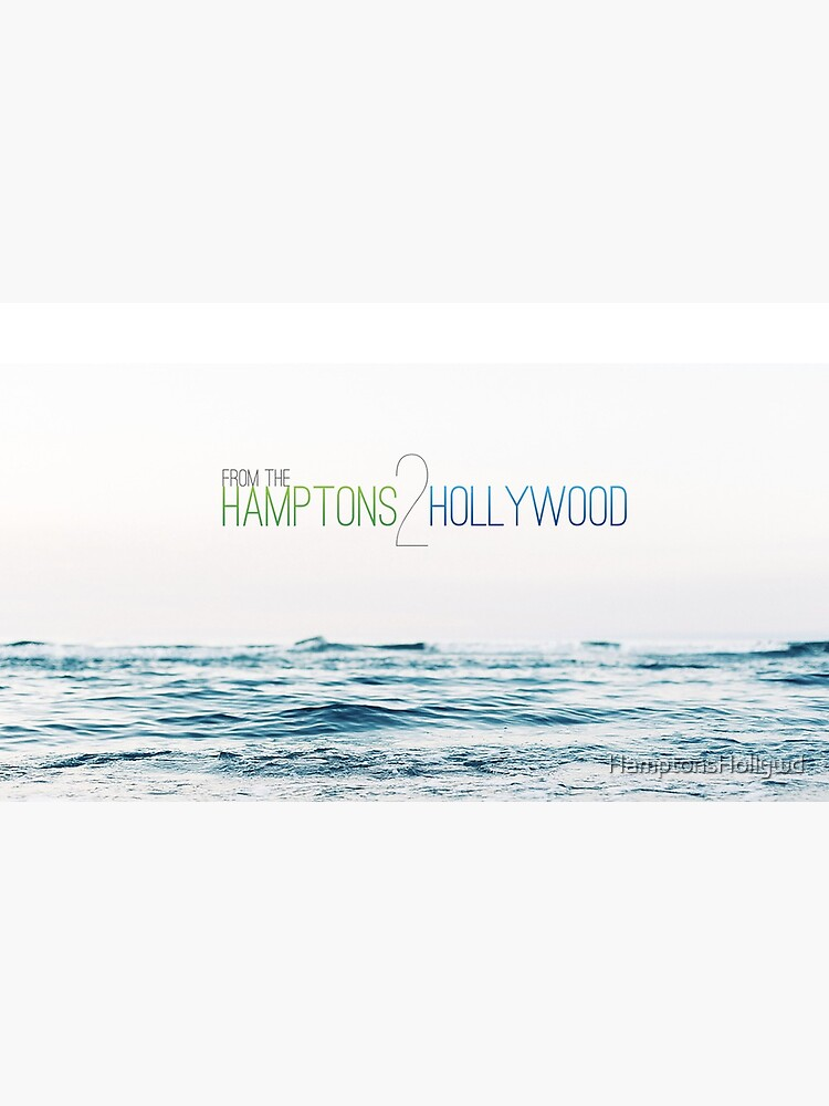 Hamptons to Hollywood's Small Waves by HamptonsHollywd