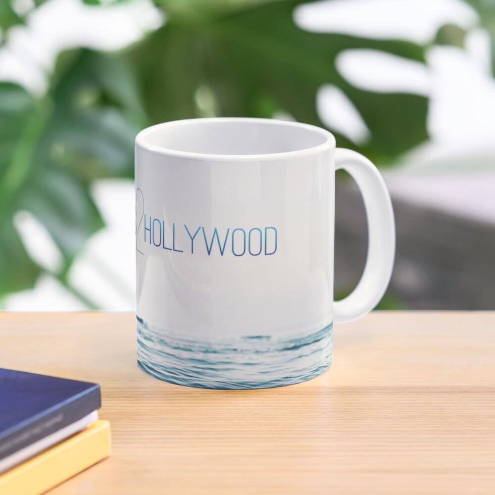Hamptons to Hollywood's Small Waves Mug