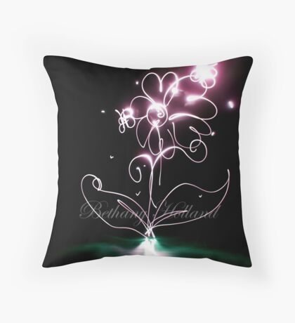I drew it for you :) ... <3 Throw Pillow