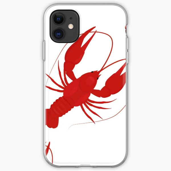 lobster iPhone Soft Case