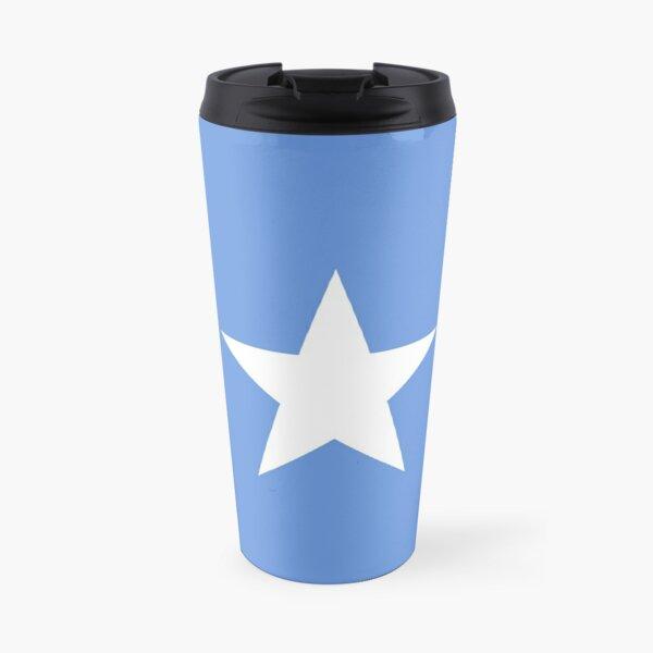 Somalia flag emblem Travel Mug
