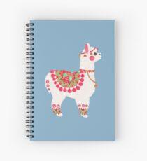 The Alpaca Spiral Notebook
