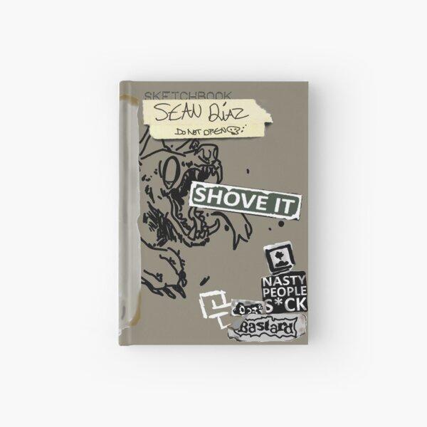 Sean's Sketchbook ( Life is Strange 2 ) Hardcover Journal