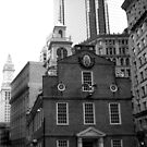 The Old State House by OntheroadImage