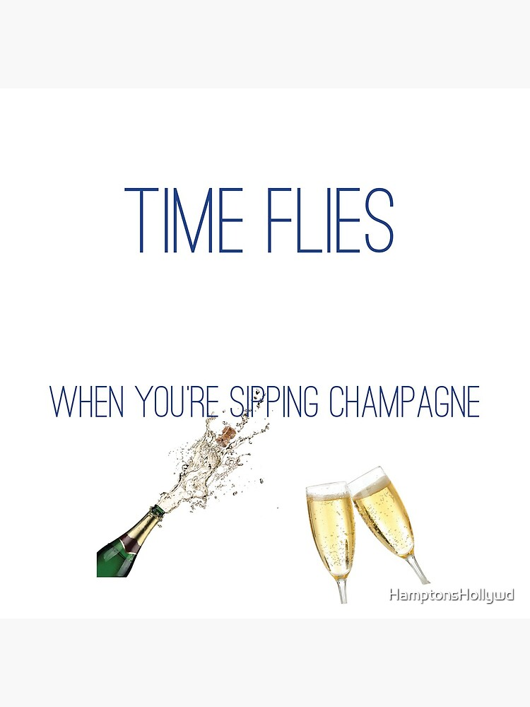 Hamptons to Hollywood | Time Flies... by HamptonsHollywd