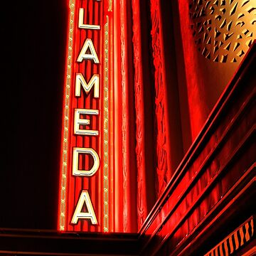 Alameda Theatre by lenzart