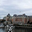 The Fairmont Empress by DonnaMoore