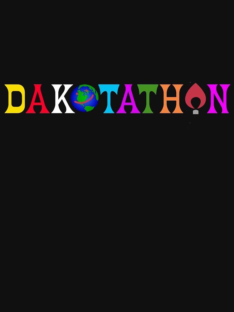 Dakotathon T-Shirt/Sweatshirt by jackoconnor15