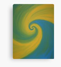 Evolution Revolutions Canvas Print