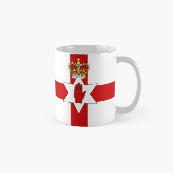 Ulster Banner (flag of Northern Ireland) Classic Mug