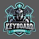 Team-Tastatur-Krieger von artlahdesigns