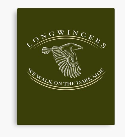 Longwinger Falconers - GIfts and Apparel for Longwingers - Falconry Supplies for Longwing Falconers Canvas Print