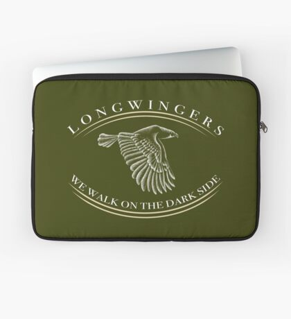 Longwinger Falconers - GIfts and Apparel for Longwingers - Falconry Supplies for Longwing Falconers Laptop Sleeve