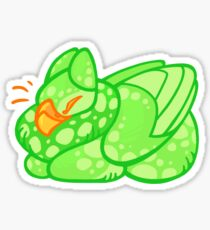 Speckled Eyrie Sticker
