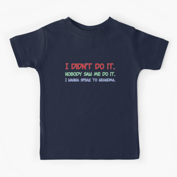 I Rather be Hanging with Mimi T-Shirt Toddler Youth Tee