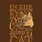 Cat's Universe by adamcampen