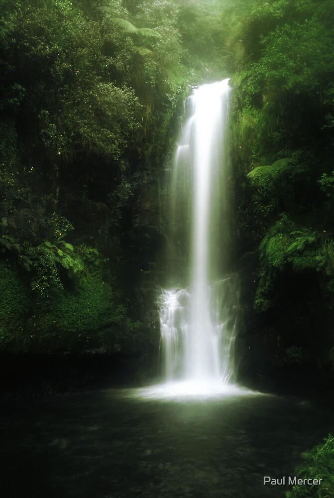 Kaiate falls by Paul Mercer