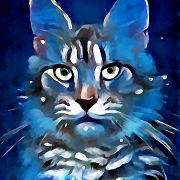 Maine Coon by ChrisButler