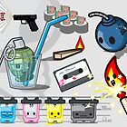 mikoto's Objects by mikoto