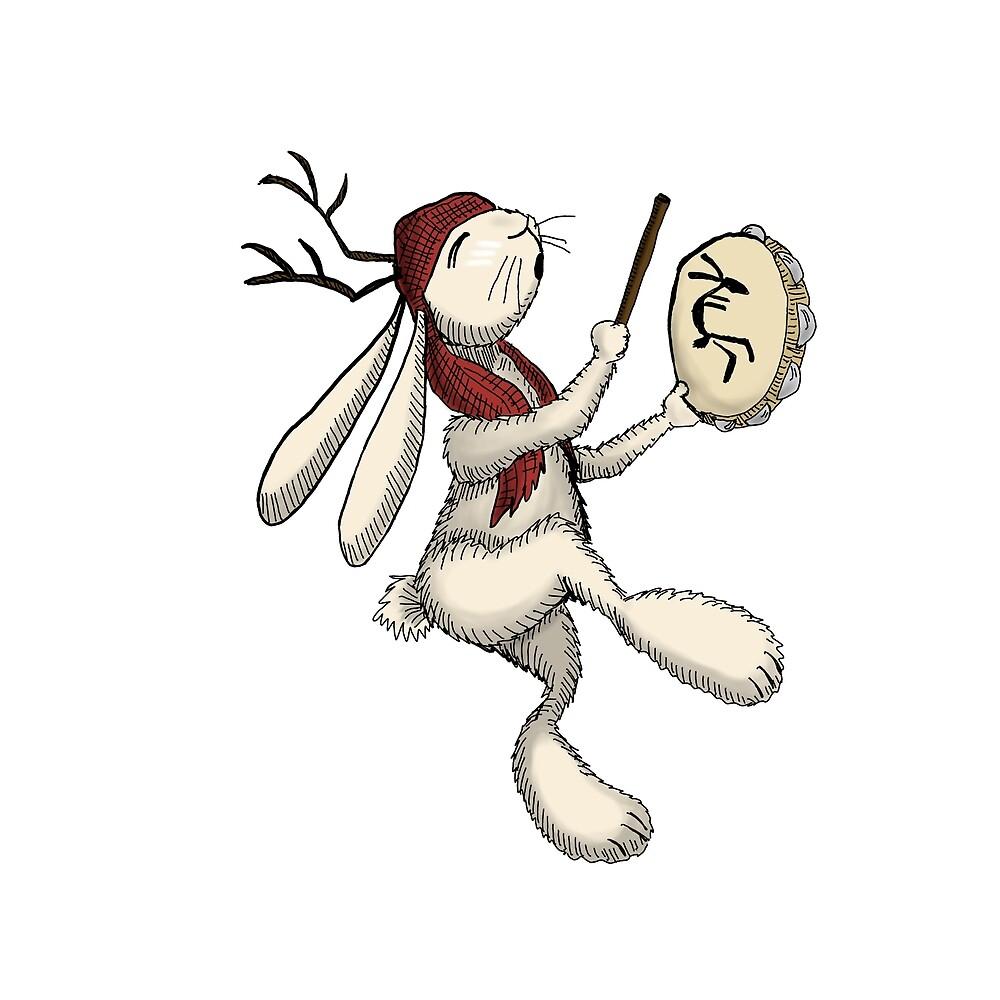 Medicine Bun by wanderingwabbit