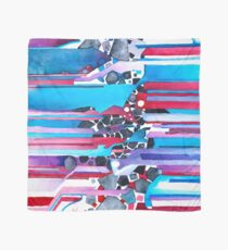 Everything Has An Edge - Watercolor Painting Scarf