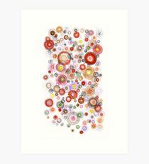 The Orbits of Joy Art Print