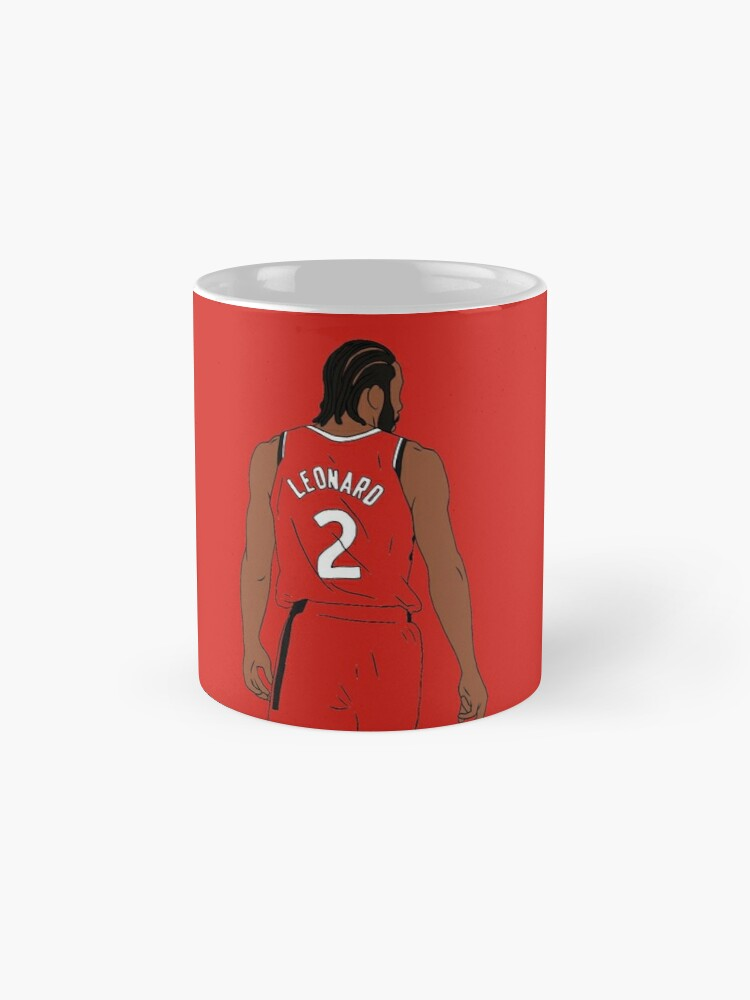 Alternate view of Kawhi Leonard Raptors Mug