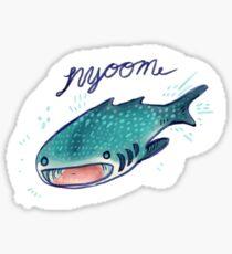 nyoom! Sticker
