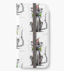 Boris the cat iPhone Wallet/Case/Skin