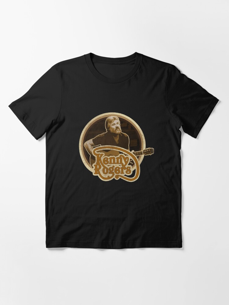 Alternate view of Kenny Rogers Walt and Jesse  Essential T-Shirt