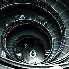 Leaving the Vatican by Angela King-Jones