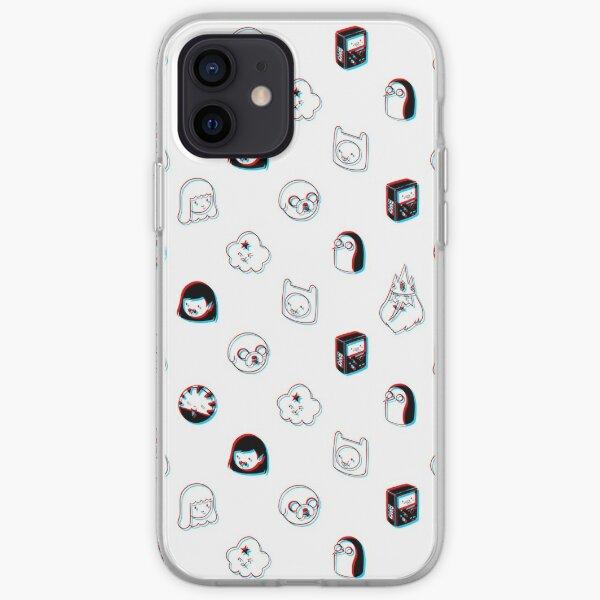 Adventure time iPhone Soft Case