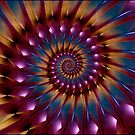 oldfashion spiral by FractaliaNo1