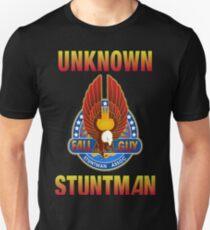 Unbekannter Stuntman Slim Fit T-Shirt