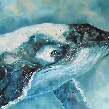 Whale by Kuhtina