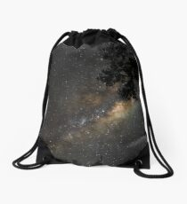 Another view of the Milky Way - Lunefulle Drawstring Bag