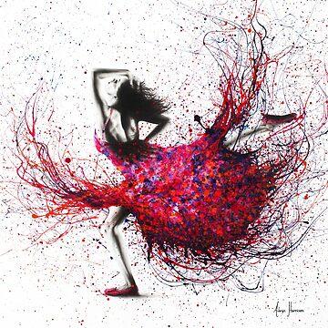 Western Sunset Dancer by AshvinHarrison