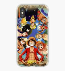 One Piece mugiwara crew luffy iPhone Case