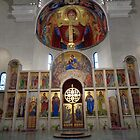 St. Mark's Church-iconostasis by Ana Belaj