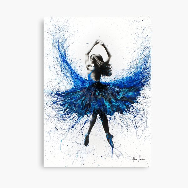 York Crystal Dance Canvas Print