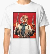 Sadie Adler Red Dead Redemption 2 Classic T-Shirt