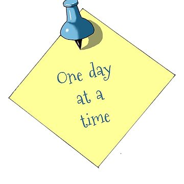 Memo: One Day At A Time: Realism Art by Joyce