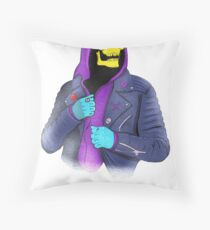 He's not the master of the universe... Throw Pillow
