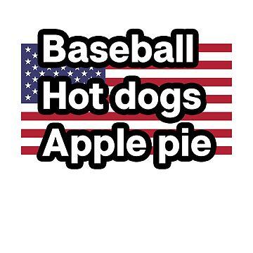 World series american baseball fans by jama777